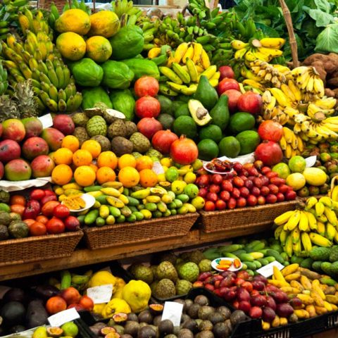 Tervislik toitumine - Sa oled see, mida sa sööd