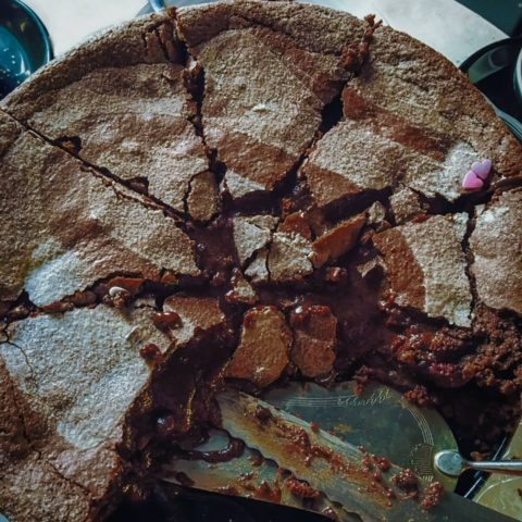 Täiuslik gluteenivaba šokolaadikook